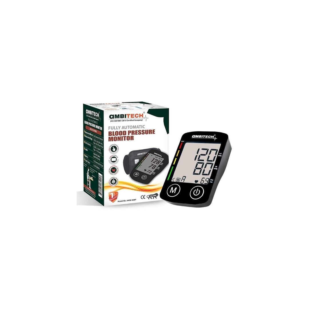 Best-Fully-Compact-Automatic-Precise-Blood-Pressure-Monitor-Device-in-India-6