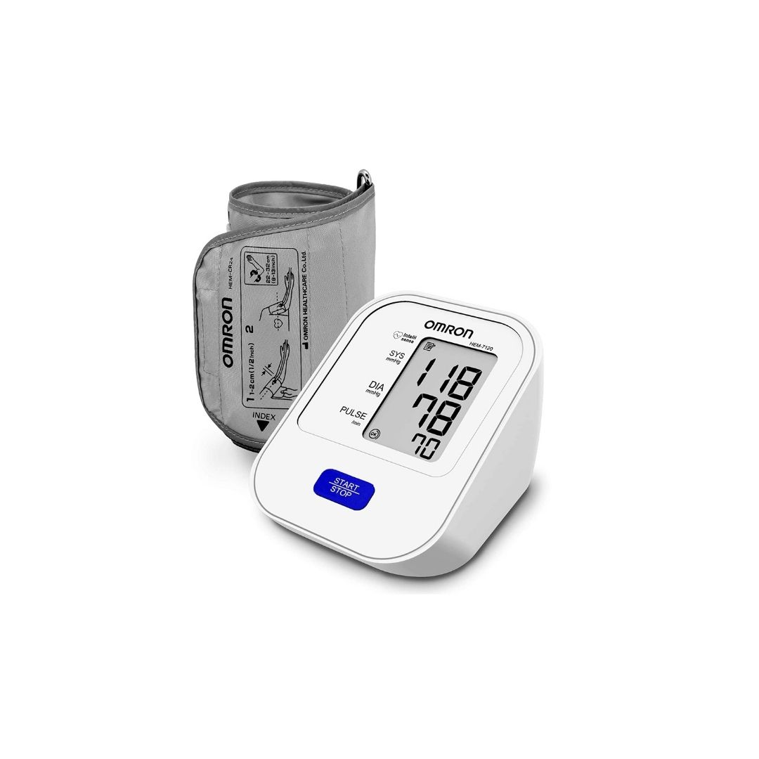 Best Fully Compact Automatic Precise Blood Pressure Monitor Device in India